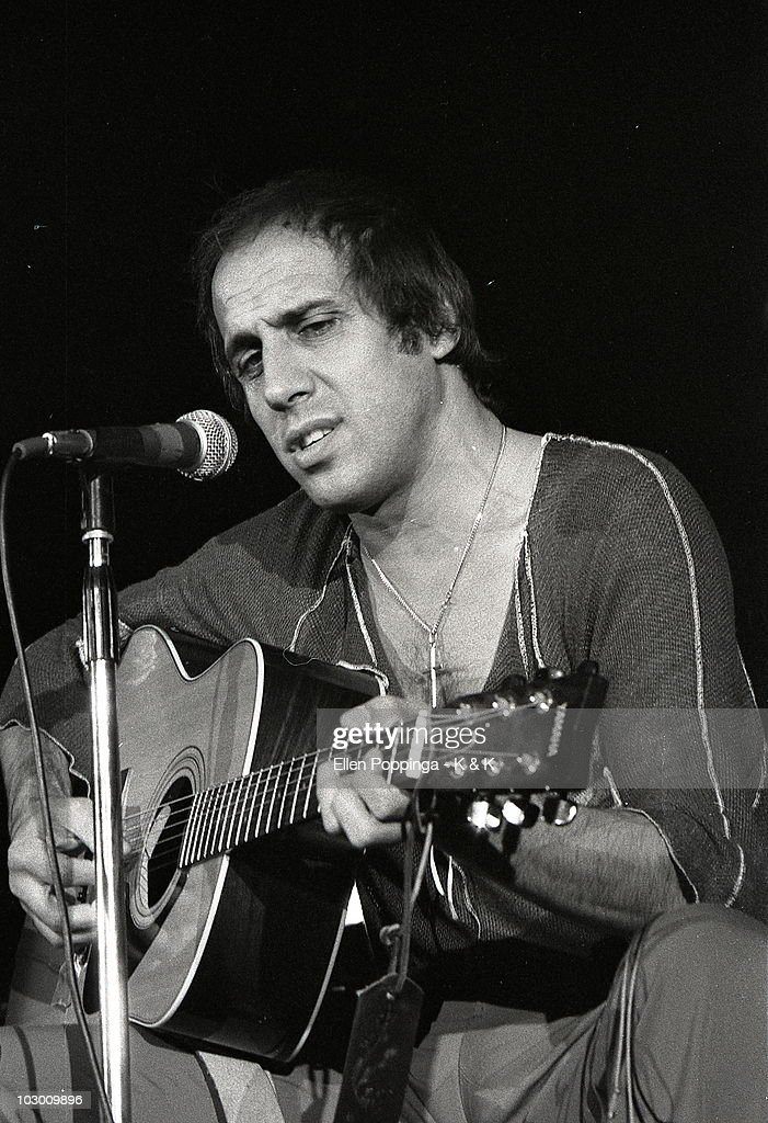 Italian singer and actor Adriano Celentano performs live on stage in Germany in 1979