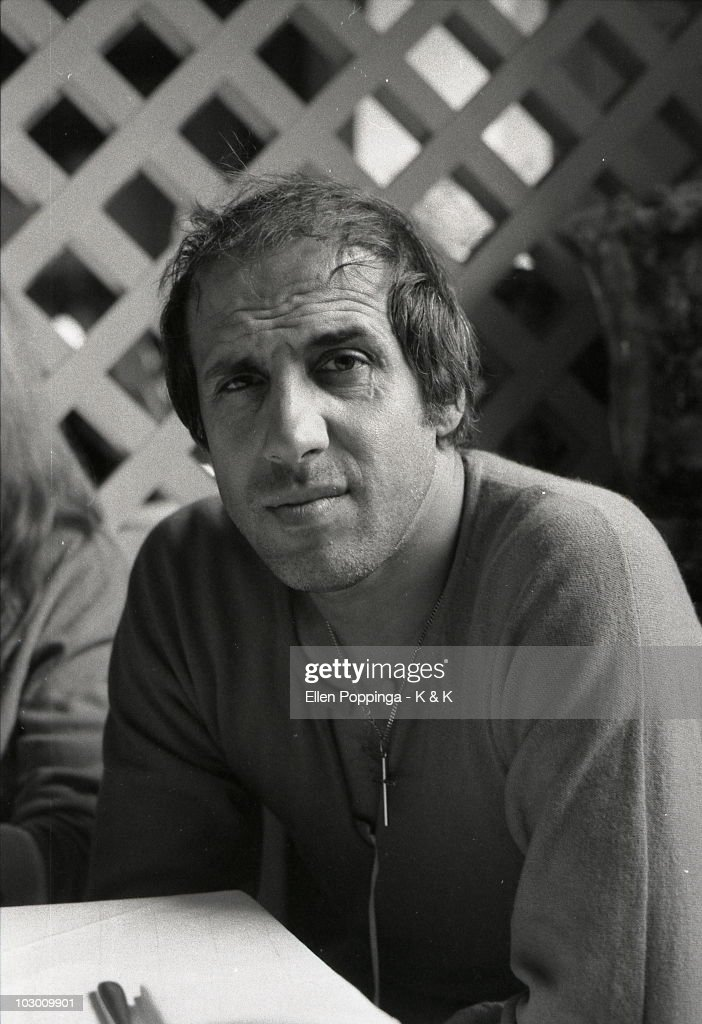 Italian singer and actor Adriano Celentano posed in Germany in 1979