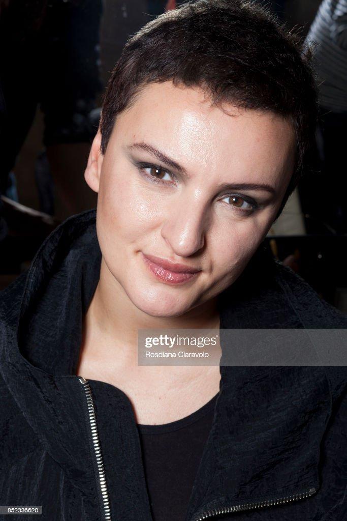 Beauty & Hair - Milan Fashion Week Spring/Summer 2018