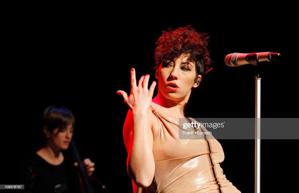 Malika Ayane In Concert