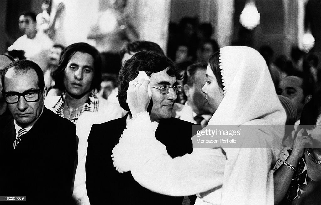 Al bano getty images for Bano y romina power