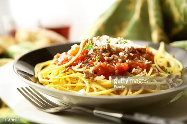 Italian Stills: Spaghetti Bolognese