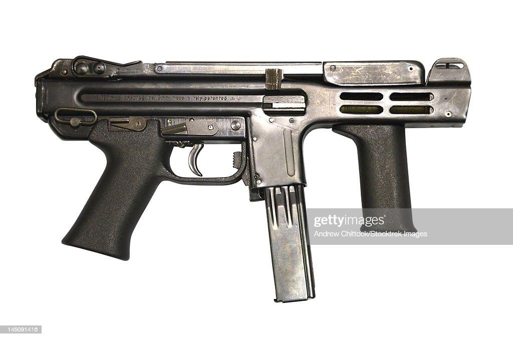 Italian submachine gun.