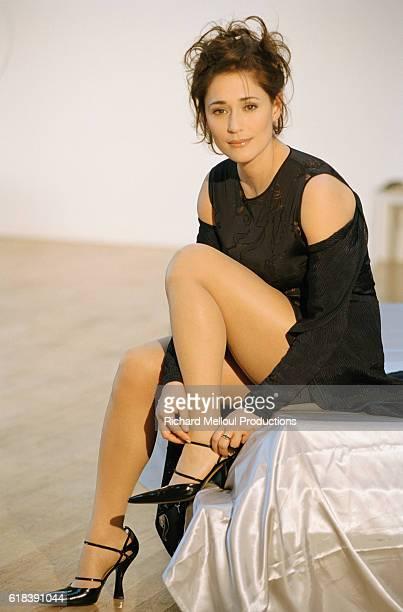 Italian Television Host Daniela Lumbroso