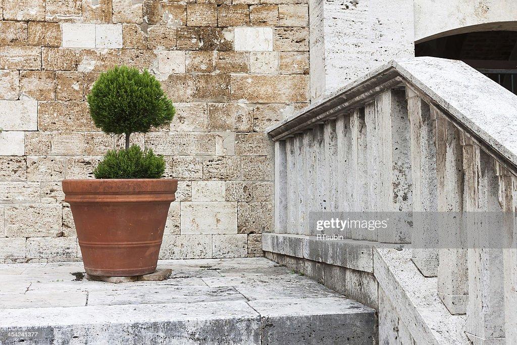 Italian traditional home decorations : Stock Photo