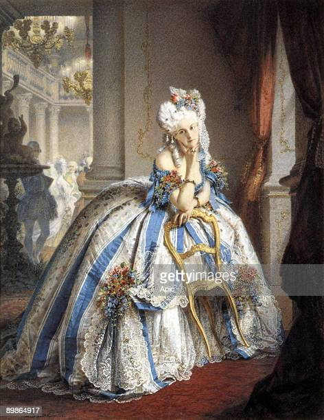 Italian Virgiana Oldoini countess of Castiglione she was the spy and mistress of french emperor NapoleonIII here portrait called La Marquise Mathilde...