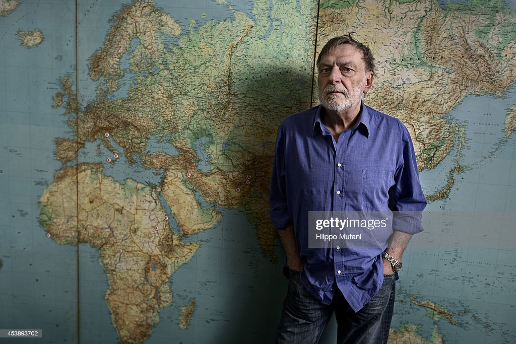 Italian war surgeon <a gi-track='captionPersonalityLinkClicked' href=/galleries/search?phrase=Gino+Strada&family=editorial&specificpeople=4203022 ng-click='$event.stopPropagation()'>Gino Strada</a> is photographed for Vanity Fair Italy in Milan, Italy.