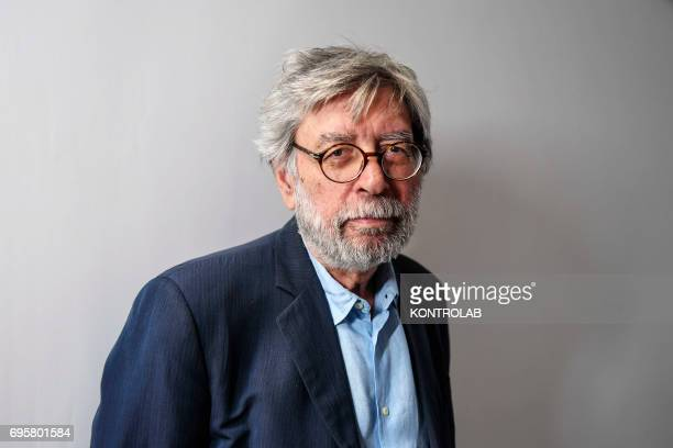 Italian Writer Domenico Starnone