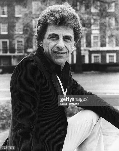 ItalianAmerican singer Frankie Valli in London before a British tour with his group The Four Seasons 9th May 1980 Gaudio