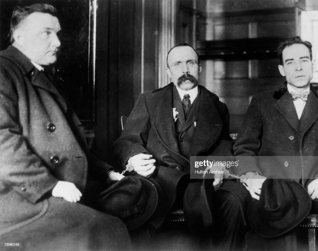 the case of sacco and vanzetti convicted for burglary and murder Sacco and vanzetti were charged with the crime sacco and vanzetti trial were convicted of murder broun's opinion about the sacco and vanzetti case.