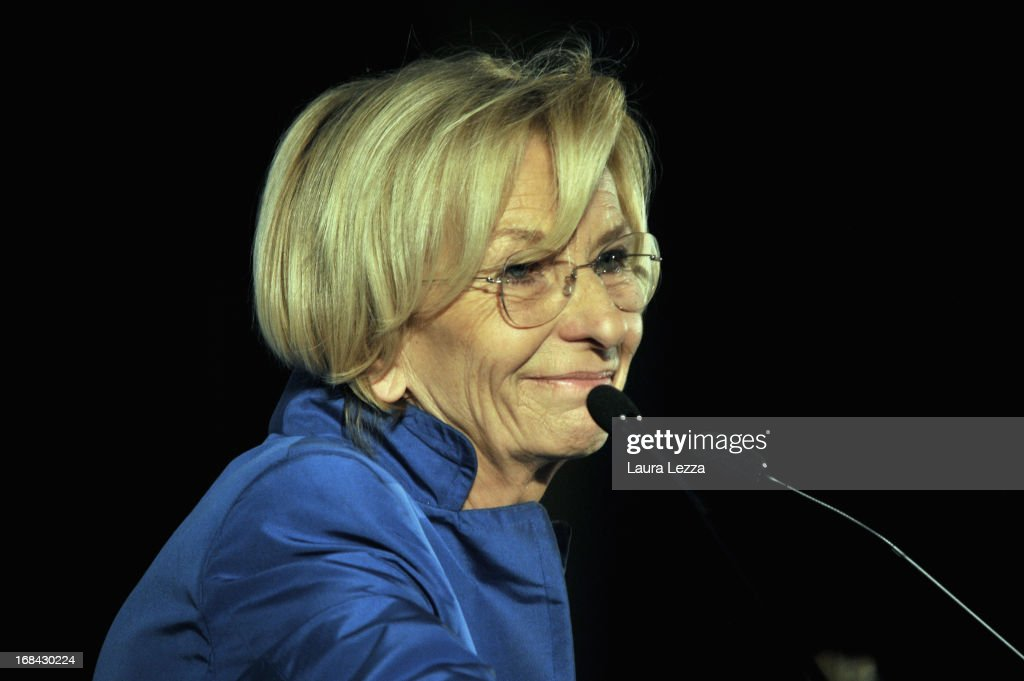 Italin Foreign Minister of the new Italian Government <a gi-track='captionPersonalityLinkClicked' href=/galleries/search?phrase=Emma+Bonino&family=editorial&specificpeople=539913 ng-click='$event.stopPropagation()'>Emma Bonino</a> speaks during The State of Union conference on May 9, 2013 in Florence, Italy. Academic, business and political leaders are taking part in the annual conference which lasts through May 10th, debating various EU policies and institutions.