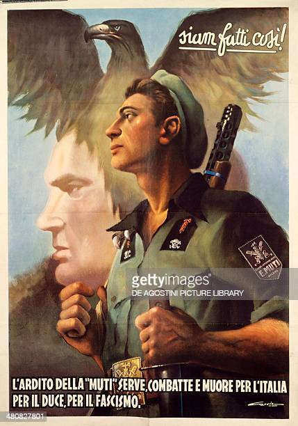 propaganda in fascist italy Description this book is based on first-hand, original and archival documents  uncovered in italian and american national archives it presents to the national.
