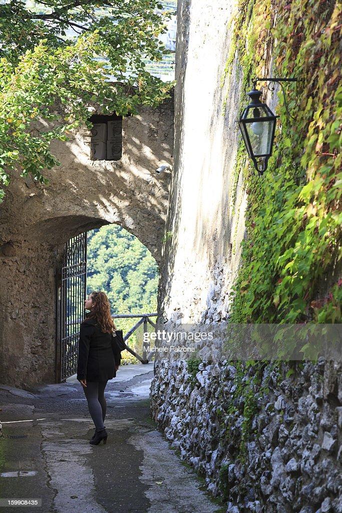Italy, Amalfi Coast, Ravello : Stock Photo