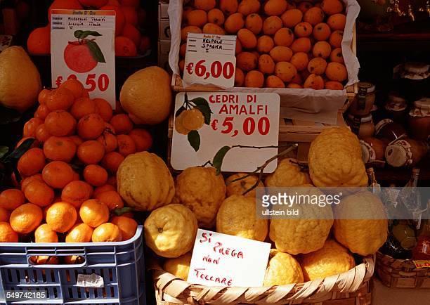 ITA Italy AmalfiCoast Amalfi Citrus fruits