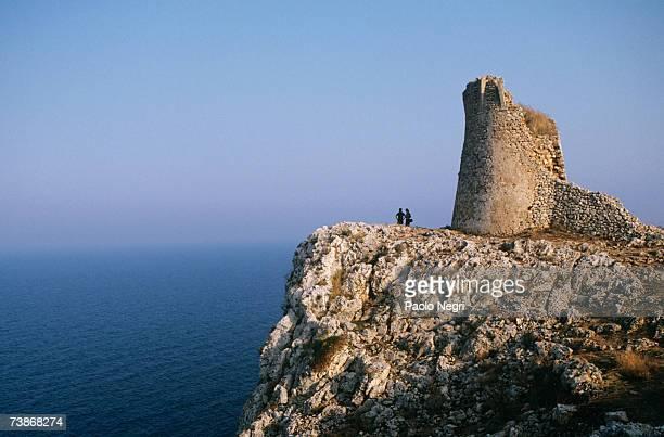 Italy, Apulia, Salento, Sant Emiliano Tower