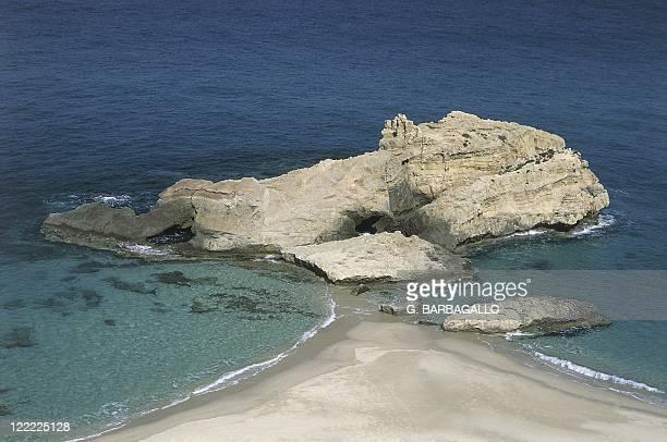 Italy Calabria Region Tropea Riace Cape