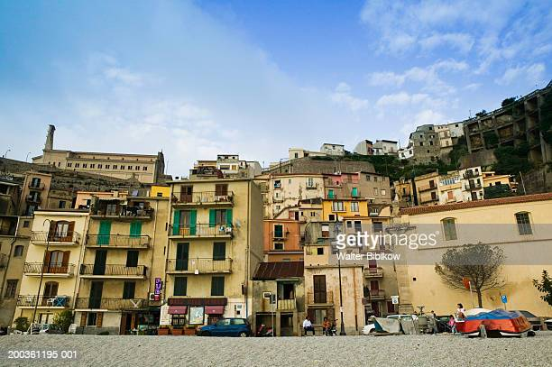 Italy, Calabria, Scilla, La Chinalea (fishermen's district)