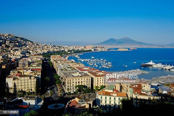 Italy, Campania, Naples, Cityscape