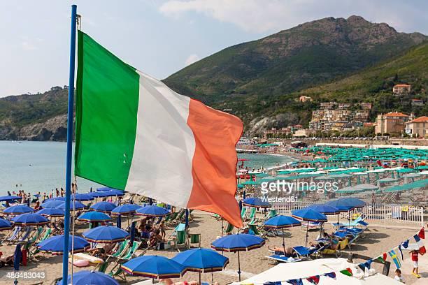 Italy, Cinque Terre, Lido of Levanto