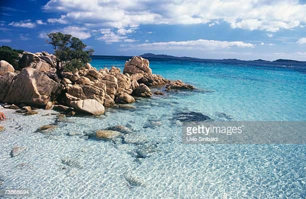 Italy, Costa Smeralda, Punta Capriccioli