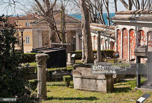 Italy FriuliVenezia Giulia Trieste Detail Established in nineteenthcentury and enriched with donations refers to the ancient history of the city The...