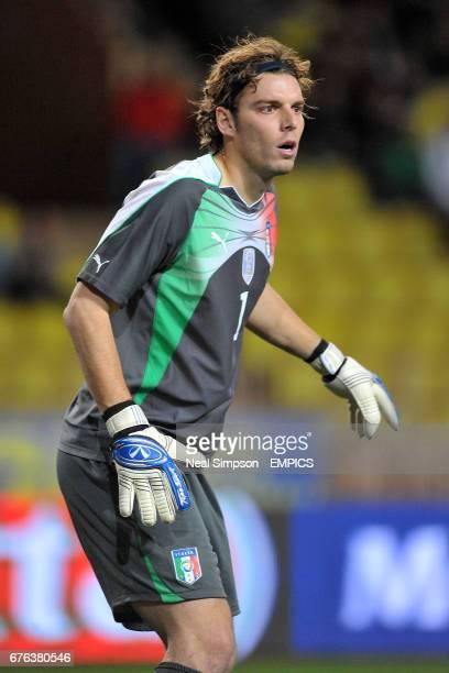 Italy goalkeeper Federico Marchetti
