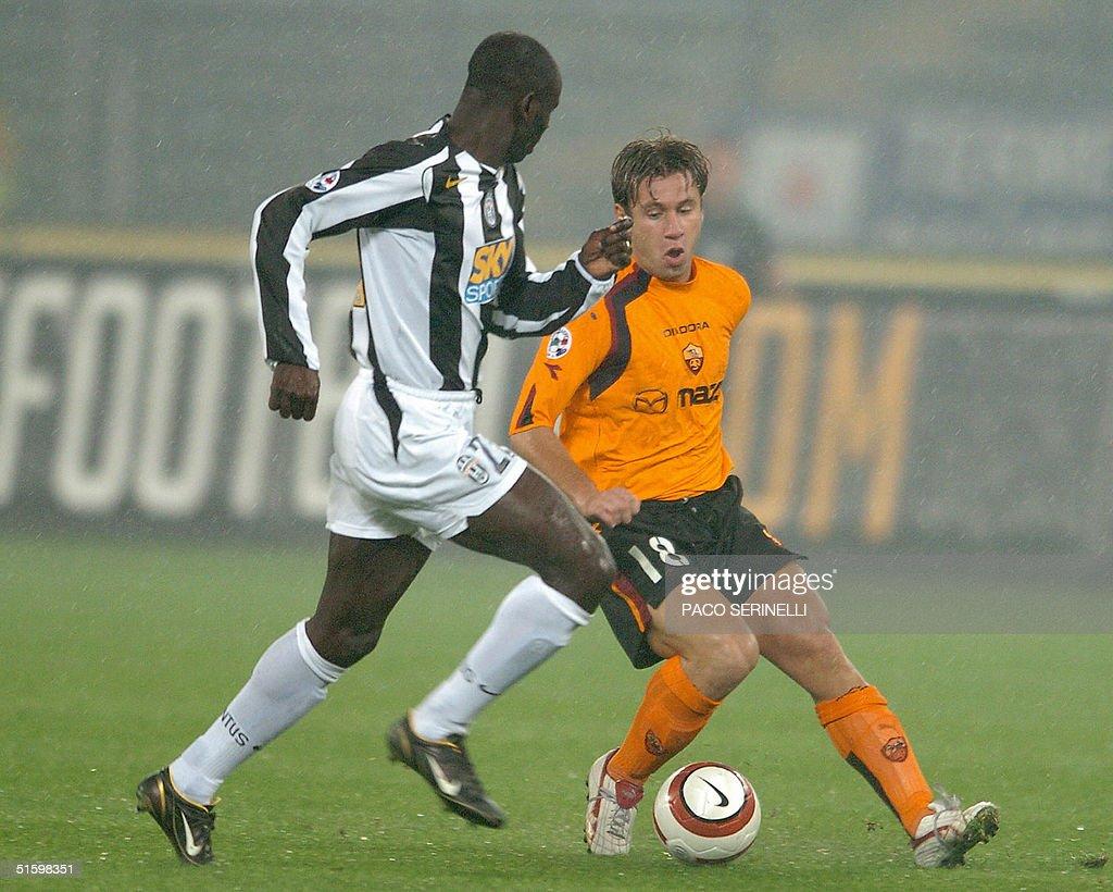 Juventus French forward Lilian Thuram