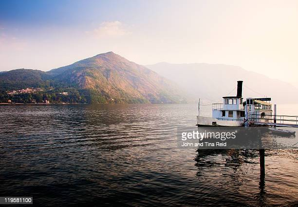 Italy,  Lake Como Tranquil