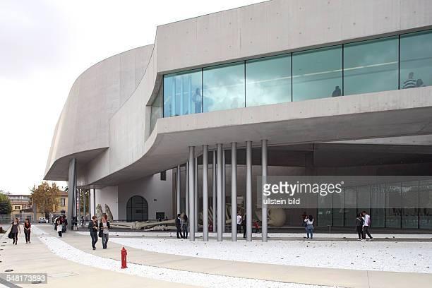 Italy Lazio Roma Museum 'Museo nazionale della arti del XXI secolo'