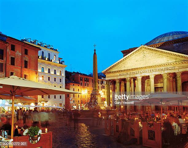 Italy, Lazio, Rome, Piazza Della Rotonda