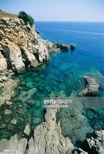 Italy, Lecce, Puglia, Salento, high angle view