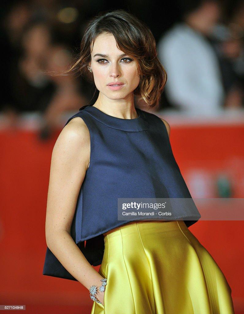 Italy – 'L'ultima Ruota del Carro' Premiere – 8th Rome Film Festival Kasia Smutniak