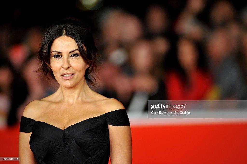 Italy – 'L'ultima Ruota del Carro' Premiere – 8th Rome Film Festival Sabrina Ferilli