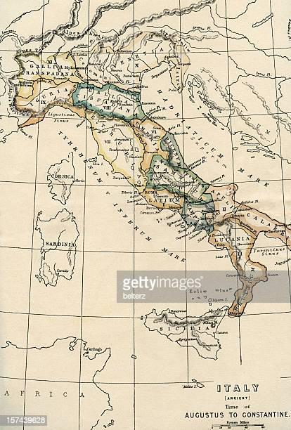 Mappa di Italia