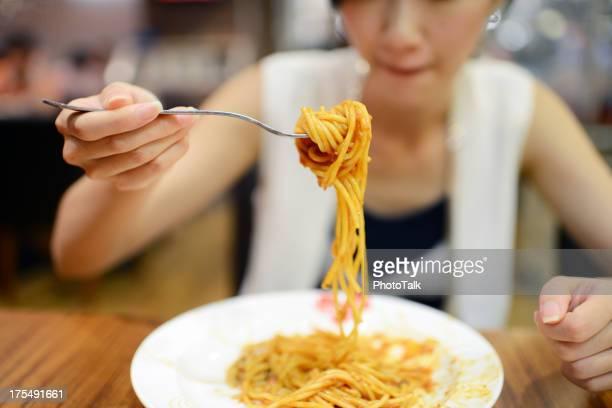 Italia, pasta Spaghetti