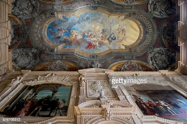 palazzo reale turin stock photos and pictures getty images. Black Bedroom Furniture Sets. Home Design Ideas