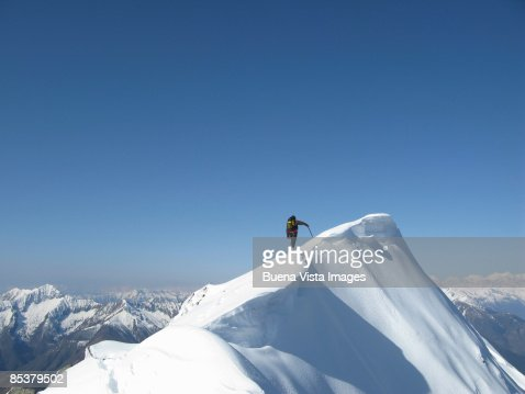 Italy. Piemonte. Mount Limidario. : Stock Photo