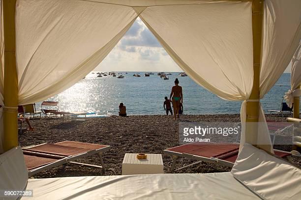 Italy, Praia a Mare, Fiuzzi beach