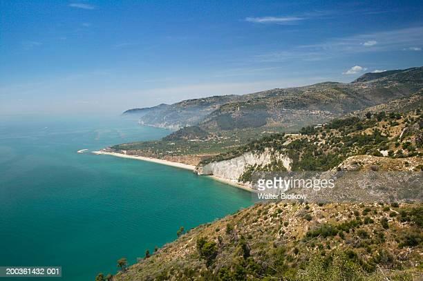 Italy, Puglia, Promontorio del Gargano, Baia della Zagare