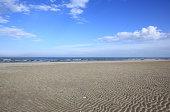Italy, Rimini beach