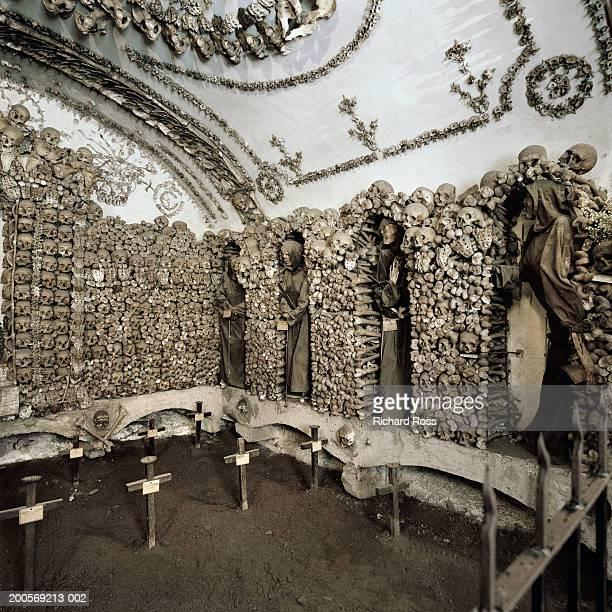 Italy, Rome, Capuchin crypt