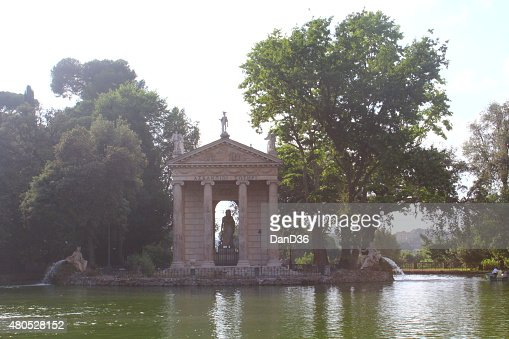 Italy - Rome - New Places : Stock Photo