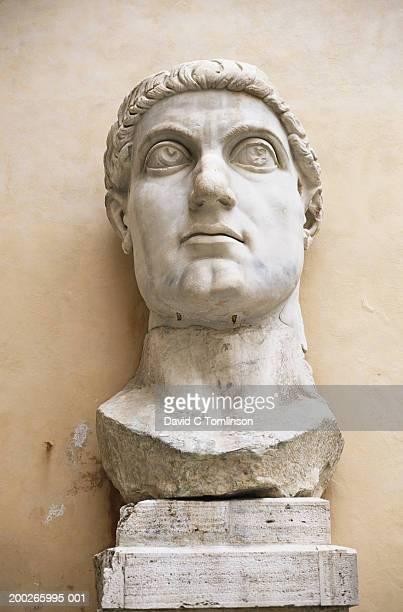 Italy, Rome, Palazzo dei Conservatori, Emperor Constantine II