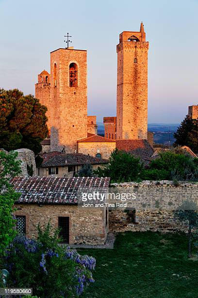 Italy - San Gimignano: The Watch Towers