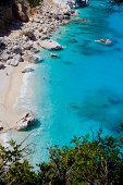 Italy, Sardinia, Baunei, Cala Goloritzé