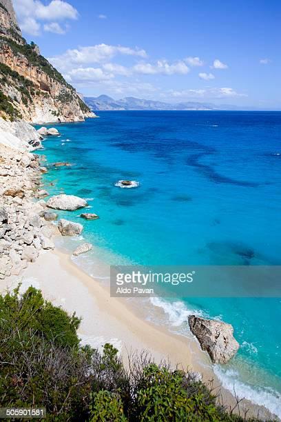 Italy, Sardinia, Baunei,  Cala Goloritz?