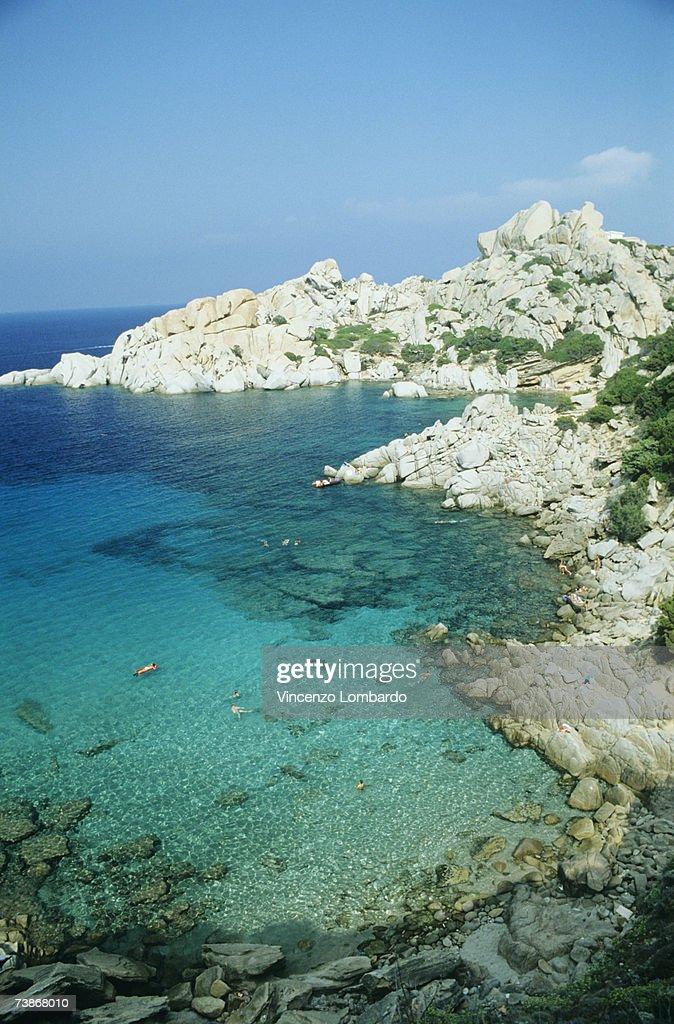 Italy, Sardinia, Capo Testa : Stock Photo