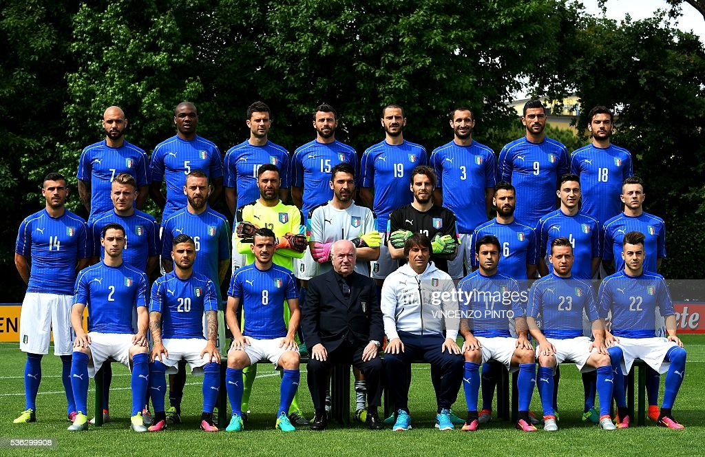 italy official team photo getty images