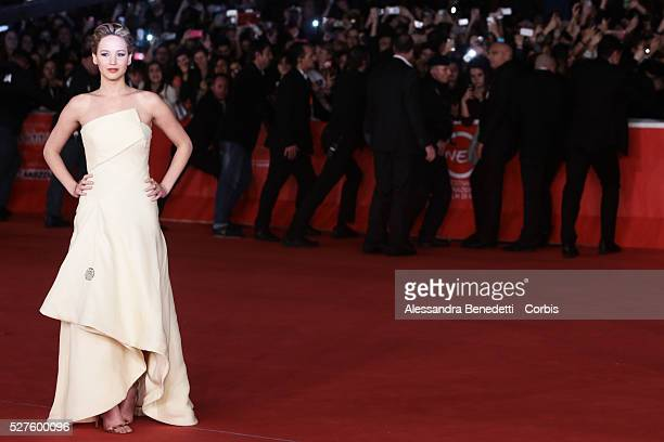 Italy 'The Hunger Games Catching Fire' Premiere 8th International Rome Film Festival