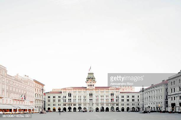 Italy, Trieste, Piazza dell'Unita d'Italia